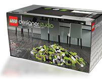 Designer Studio: Mock Lego Design Proposal