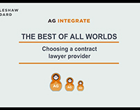 AG Integrate Motion Graphics (London)