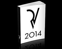 Capas de livros - 2014