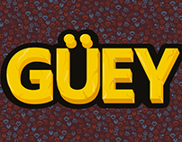 Guey food truck brand