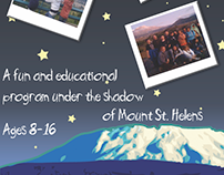 Brochure- Mount St Helens After Dark