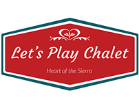 Branding for the Let's Play Chalet