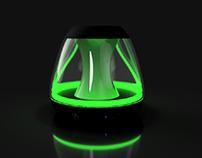 3D Model: Highwire Speakers