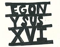 Egon y sus XVI