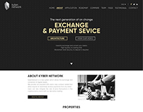 KYBER NETWORK LANDING PAGE