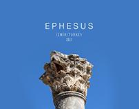 EPHESUS EFES antik kenti.