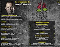 Les programmes Hamon et Valls