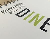 DINE- Brand Book