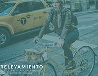 Relevamiento- Ciclismo Urbano - Rosario