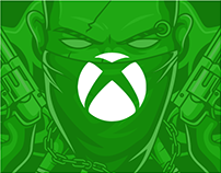 XBOX PROFILE PICTURES PROJECT
