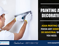 Painting and Decorating|https://aquapainting.ie/