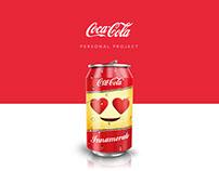 Coca Cola Concept Emoticon