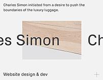 Charles Simon - Website