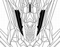 SATYA_01 - Mecha Blueprint