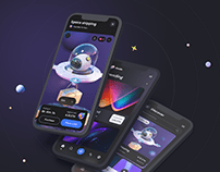 Node: Crypto NFT iOS UI Kit
