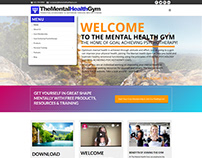 The Mental Health Gym ~ Webfolio