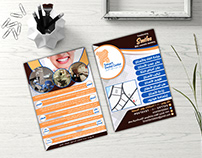 Smart Dental Center (flyer)