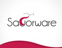 Logo Concept/Proposal For Savorware (Unused)