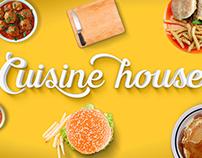 Cuisine House_BRANDING