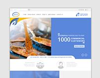 SERGAS - Website Design