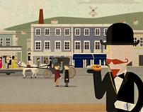 Pastéis de Belém - History Animation