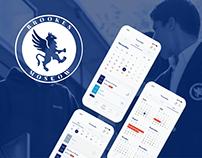 Brookes School iOS&Android App