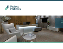 Brochure (Company Profile) - Project Partners