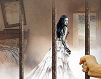 Demise- Book cover design