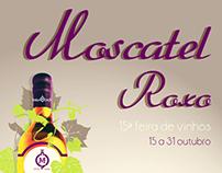Moscatel Roxo - 15ª feira de vinhos