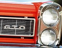 Pontiac GTO summer full CGI