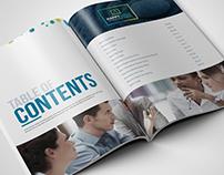 E-Commerce Promotional Bi-Fold Brochure