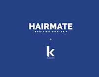 Hairmate for Kevin Murphy / POSTERS