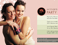Print Advertisement for Fashion Shop ( Mother's day)