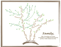 Ladin Family Tree