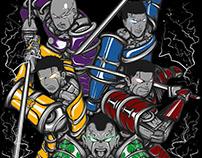 Kamikazee - EG Shirt Contest