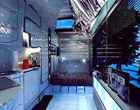 Single travel unit