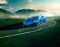 Lamborghini Huracan N-Largo