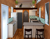 Tiny House Thesis (2015)