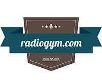 RadioGym.com Branding Proposal