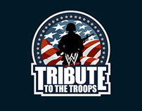 Tribute to the Troops logos
