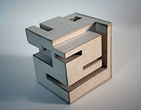 Stereotomic Cube