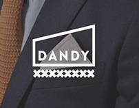 Dandy / Porte-mouchoirs