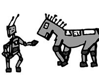 Doodlebots