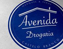 Drogaria Avenida | brand identity