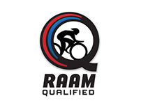 Race Across America Qualified Logo