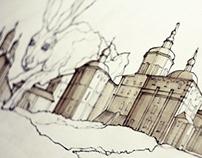 Kirillo-Belozersky monastery.