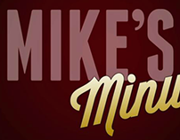 Mike's Minute: 7/17/12