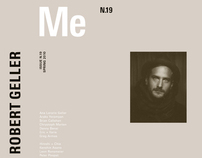 Me Magazine No. 19 Robert Geller