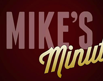 Mike's Minute: 6/12/12