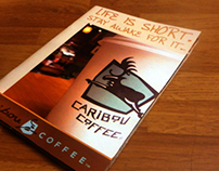 Caribou Coffee Booklet
